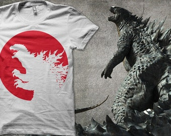 Gojira - Godzilla - male or female t-shirt