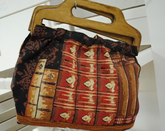 bag cotton and wood