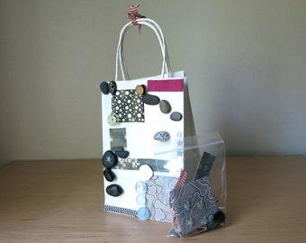 Gift bag plus make-your-own kit