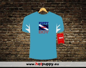 "T-Shirt ""Puppy Boy"""