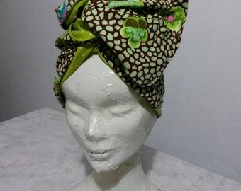 TURBAN HEADBAND MOLDABLE
