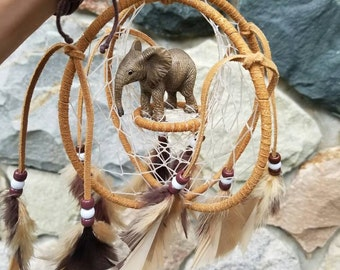 Baby elephant dreamcatcher