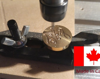 Custom Wax Seal Stamp - Your own artwork or have us design for you