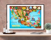 Mexico Map Illustration (...