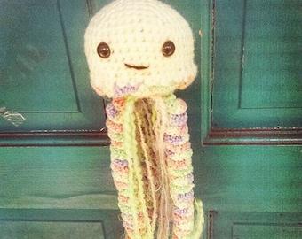 Amigurumi Jellyfish, Cute