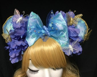 Cinderella Live Action Inspired Cosplay Mouse Ears