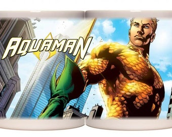 Aquaman coffe mug