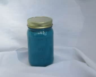 100% Pure Soy Candles. Hand Made. No waste.80 to 100 hours burn time.