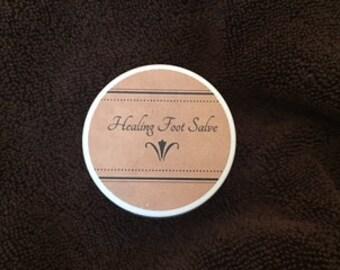 Healing Foot Salve