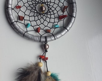 Native American inspired dreamcatcher