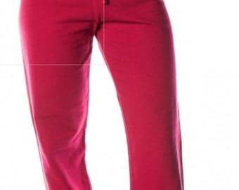 Red Sweatpants