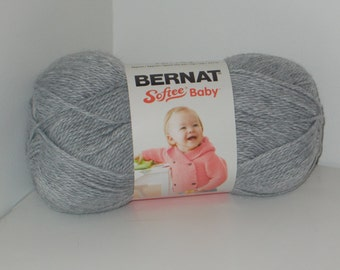 Bernat Softee Baby Yarn (Flannel) 5oz/140g
