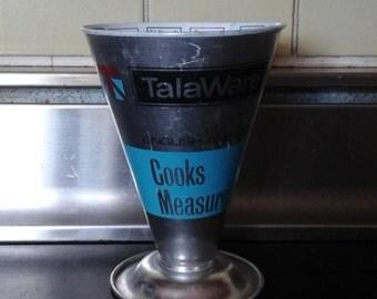 Retro TalaWare English & Metric cooks measure