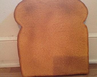 Think big NYC toast dry erase board store advertising display prop