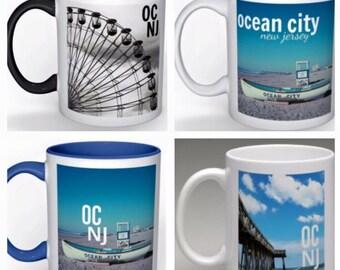 Ocean City, NJ coffee mug