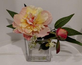 Small Silk Flower Arrangement