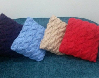 Super Snuggly Super Chunky Cushions