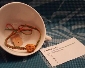Euphoria charm bracelet