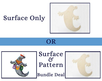 298 BOO Bailet Ghost - Surface or Pattern Bundle
