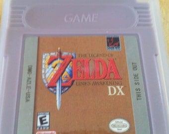 Zelda dx gameboy (color)