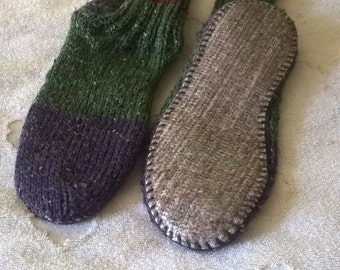 Cozy Woven Slippers