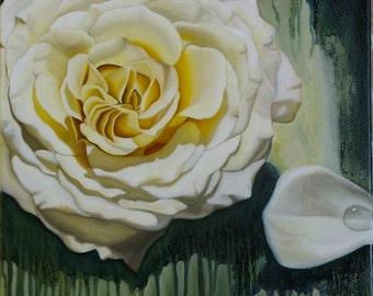 Zero (White Rose)