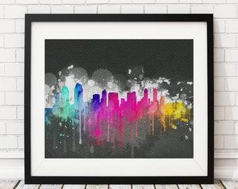 Skyline Art