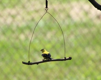 2 Bird swing, outdoor accessories, birding, bird feeders,