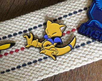 Pokemon Soft Enamel Pin - Abra