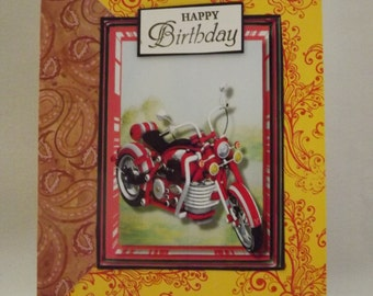 men's Birthday Card