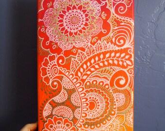 Custom Henna Painting