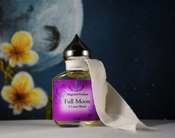 Full Moon Perfume~A Lunar Completion Potion~Full Moon Oil~Moon Oil