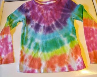 Child's Rainbow Stripes