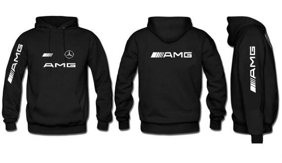 mercedes amg sweatshirt best quality unisex hoodie by blacktees61. Black Bedroom Furniture Sets. Home Design Ideas