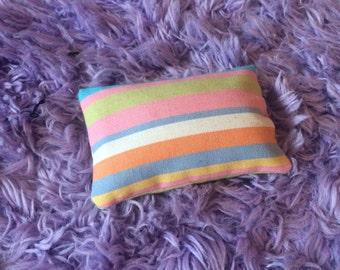 Striped Handmade Rice Pin Cushion