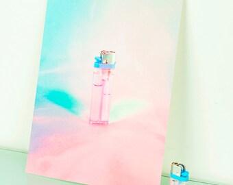 Photo of the Sky (2015) Fine Art Print
