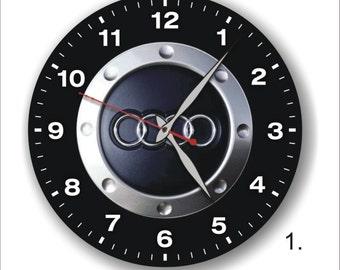 Wall clocks AUDI