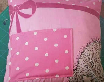 cushion cover with cushion