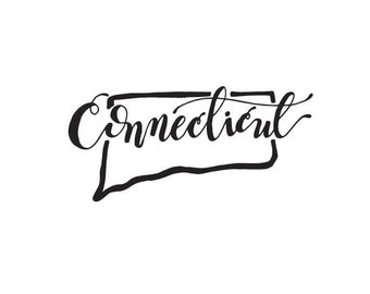 Connecticut - printable download