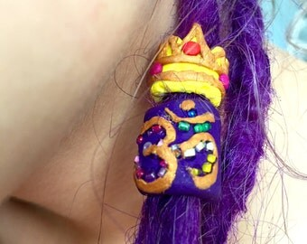 Crown Bead
