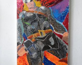 Crayola Thor