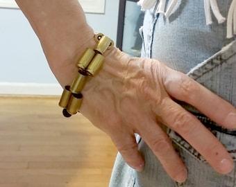 Bullet Jewelry - Mixed Caliber Bullet Stretchy Bracelet