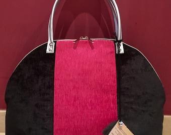 Paolaplentybags velvet bag