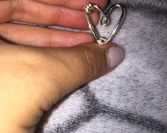 Heart Wired Ring
