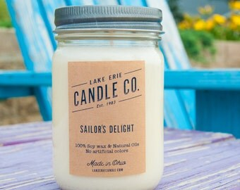 Sailor's Delight Candle - (12oz)