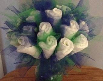 Diaper Bouquet Boy or Neutral