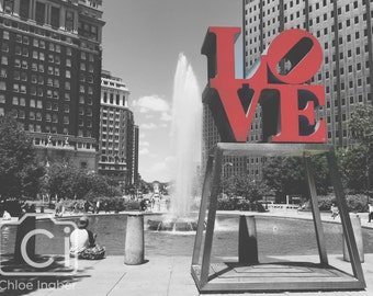 Philly LOVE Print