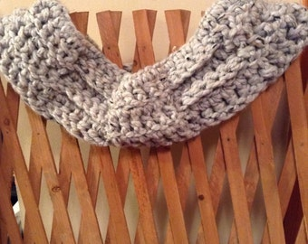 Textured Infinity Scarf (made to order)