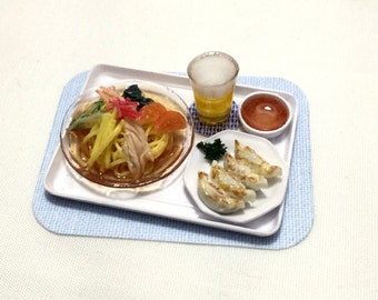 Free Shipping! Miniature Korean Style Cold Noodle Meal - CW-321mo