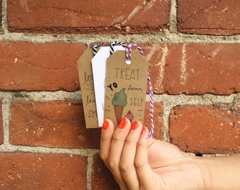 Gift Tags (Set of 3)